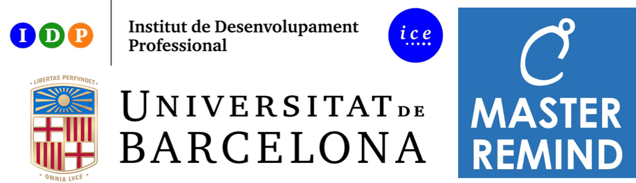 Master Remind Universitat de Barcelona