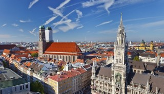 Viaje a Alemania. Semana Santa. Munich