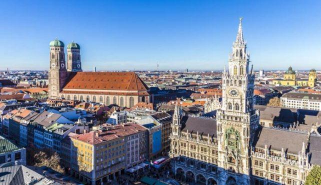 Viaje a Alemania. Puente de Diciembre