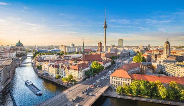 Viaje a Berlín. Puente de Todos los Santos