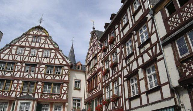 Viaje a Alemania. Semana Santa. Encantos