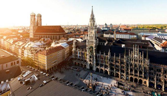 Viaje a Munich. Puente de Todos los Santos