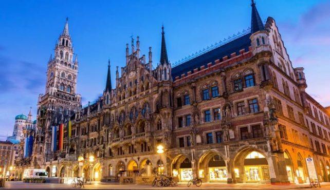 Viaje a Alemania - Munich. Puente de Diciembre