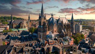 Viaje a Alemania, Bélgica y Holanda. Bellezas del Benelux