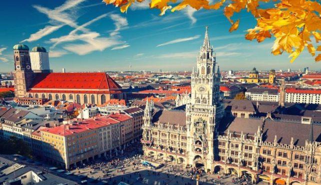 Viaje a Baviera - Munich