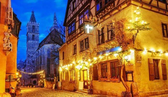 Viaje a Baviera - Resenburg