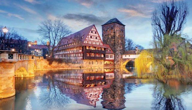 Viaje a Baviera - Nuremberg