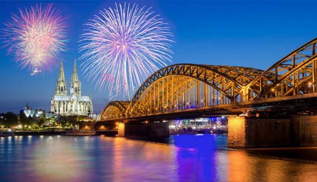 Viaje a Alemania - Colonia. Crucero Rin fin de año