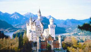 Viaje a Alemania. En Grupo. Alemania y sus castillos