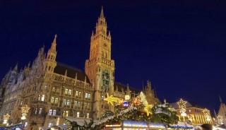 Viaje a Múnich. Puente de Diciembre