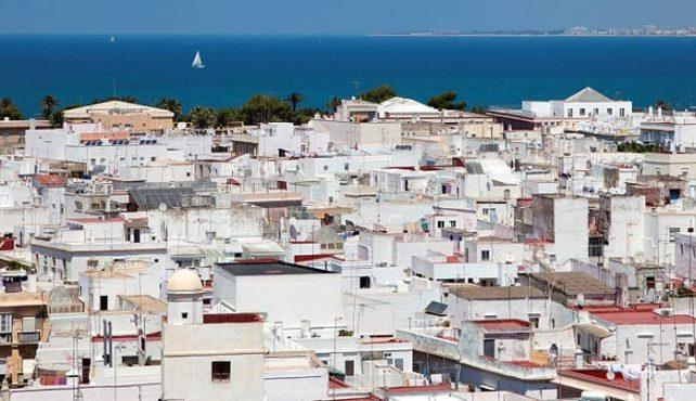 Viaje a Andalucía. Golfo de Cádiz en Velero