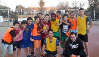 Viaje a Argentina. Voluntariado. Deporte en Buenos Aires