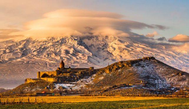 Viaje a Armenia. En Grupo