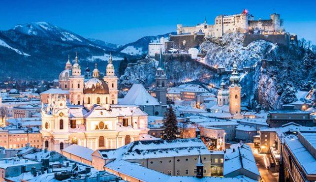 Viaje a Baviera - Salzburgo