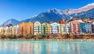 Viaje al Tirol - Innsbruck