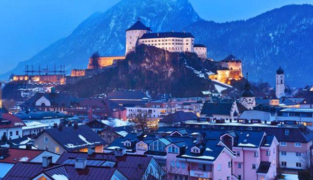 Viaje al Tirol - Kufstein