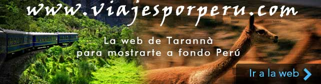 Accede a nuestra web especializada de viajes por Perú