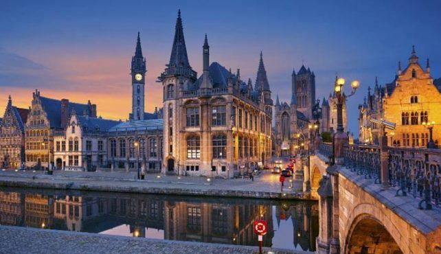 Viaje a Bélgica. Puente de Diciembre. Bruselas