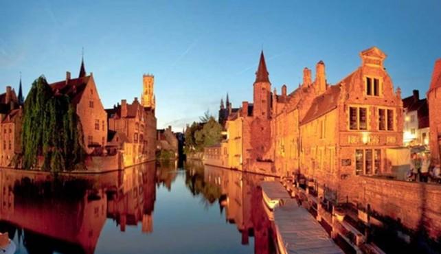 Viaje a Bélgica. Singles. Flandes