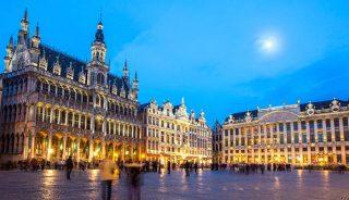 Viaje a Bruselas. Puente de Todos los Santos