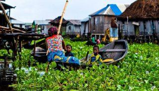 Viaje a Benin. Puente de Diciembre