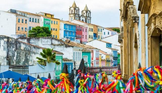 Viaje a Brasil. A medida. Rio de Janeiro, Salvador y extension