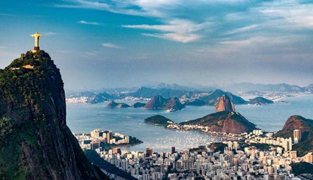 Viaje a Brasil. En Grupo. Historia y Arte