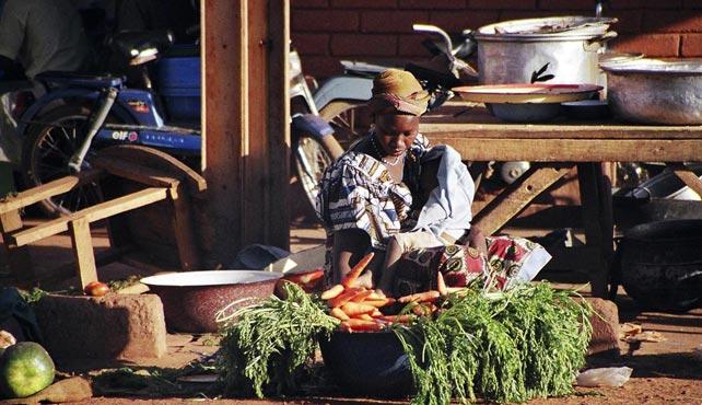 Viaje a Burkina Faso y Benin. Grupo Verano