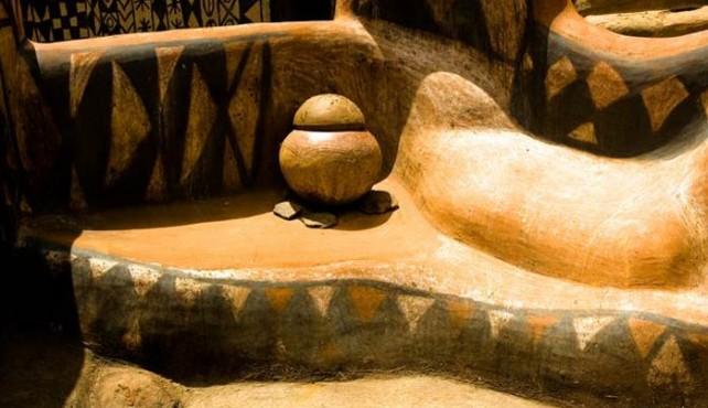 Viaje a Burkina Faso. Semana Santa