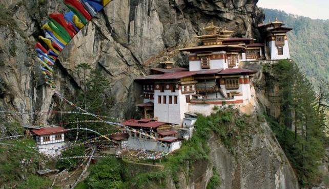 Viaje a Bután. Semana Santa