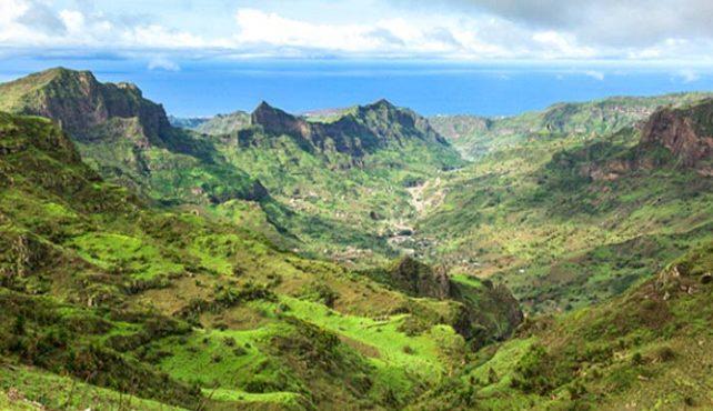 Viaje a Cabo Verde. Islas de Sotavento