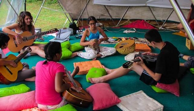 Campamento de verano Avalon Alta Garrotxa