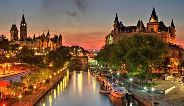 Viaje a Canadá. A medida