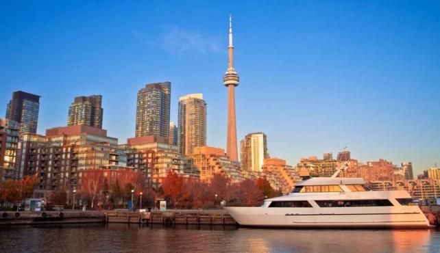 Viaje a Canadá. A medida. Experiencia marítima