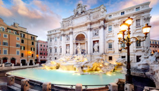 Viaje a Italia. En Grupo. Capitales de Italia