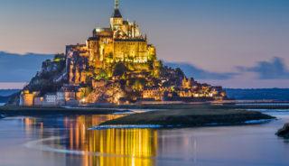 Viaje a Francia. En Grupo. Mont Saint Michael y Castillos del Loira