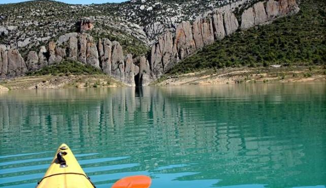 Viaje de Aventura en Cataluña. En Grupo. Osona