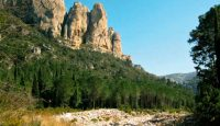 Viaje a Catalunya. Montañas de Tarragona