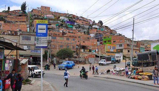 Viaje a Colombia. Voluntariado