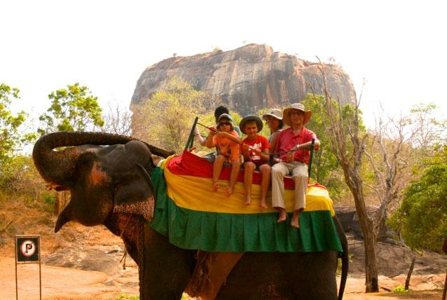Comentarios viajeros Sri Lanka Tarannà