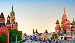 Viaje a Rusia en crucero