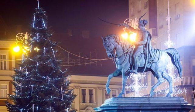 Viaje a Croacia y Serbia. Navidad. Singles