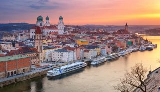 crucero fluvial Danubio