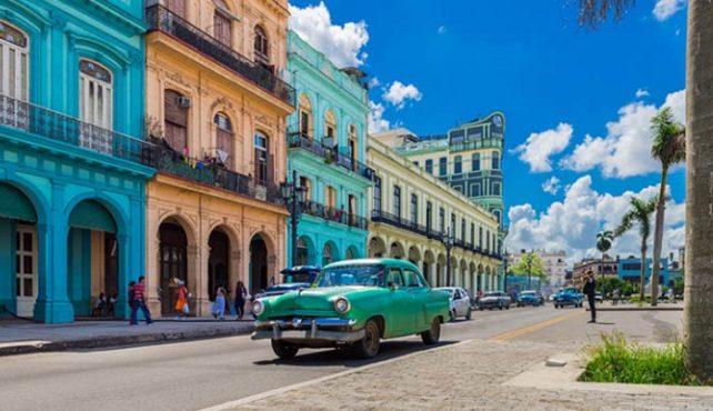 Viaje a Cuba. De Santiago a La Habana