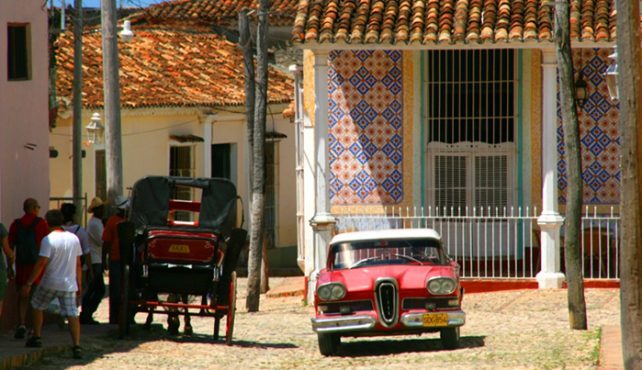 Viaje a Cuba. Semana Santa