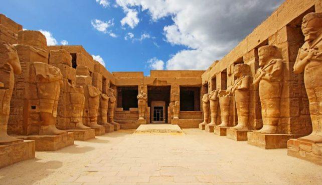 Viaje a Egipto. Puente de Mayo
