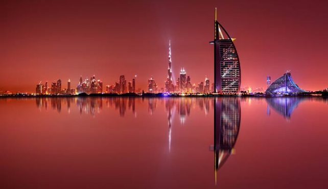 Viaje a Emiratos Árabes. Fin de año