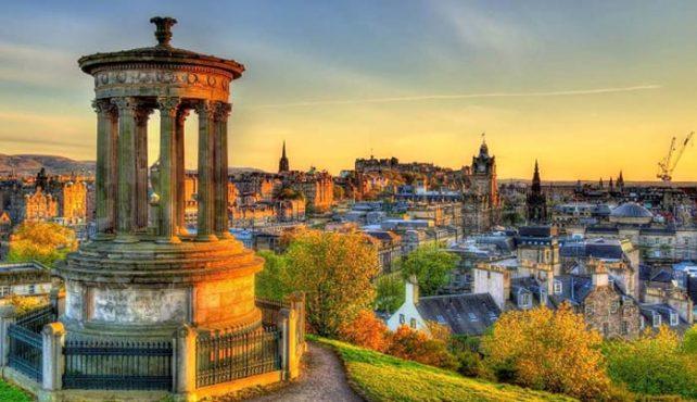 Viaje a Escocia. Semana Santa. Edimburgo