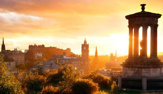 Viaje a Edimburgo. Puente de Diciembre