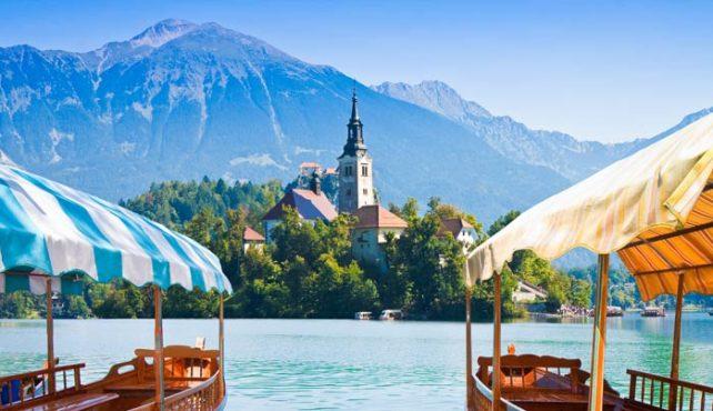 Viaje a Eslovenia rural en coche